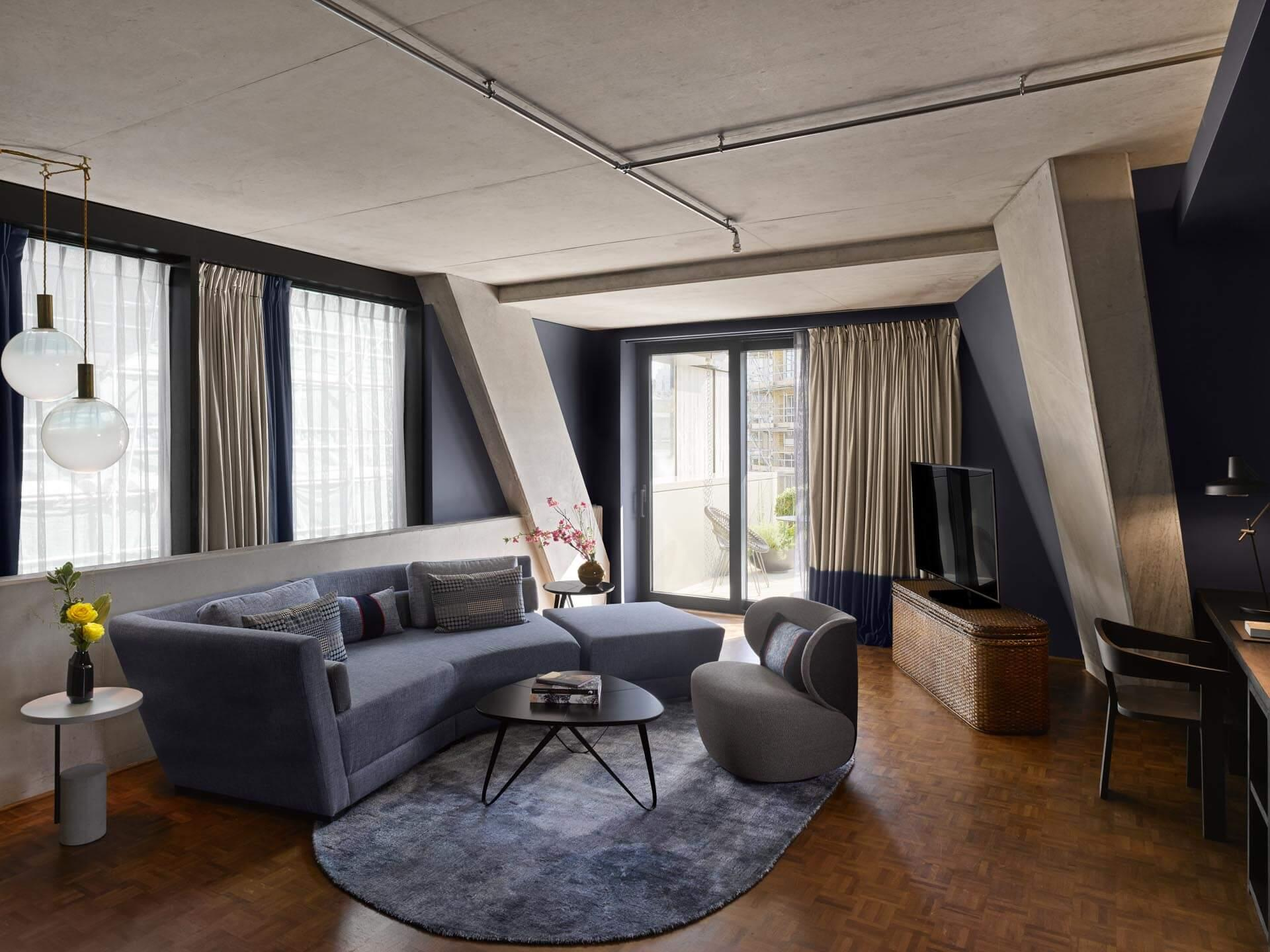 Suite Will Pryce © Nobu Hotel