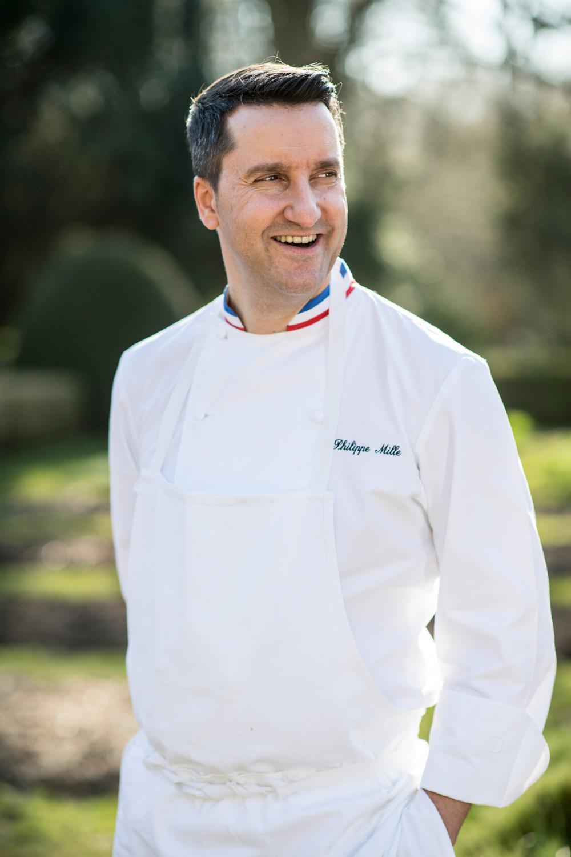 Le Chef Philippe Mille © Anne Emmanuelle Thion