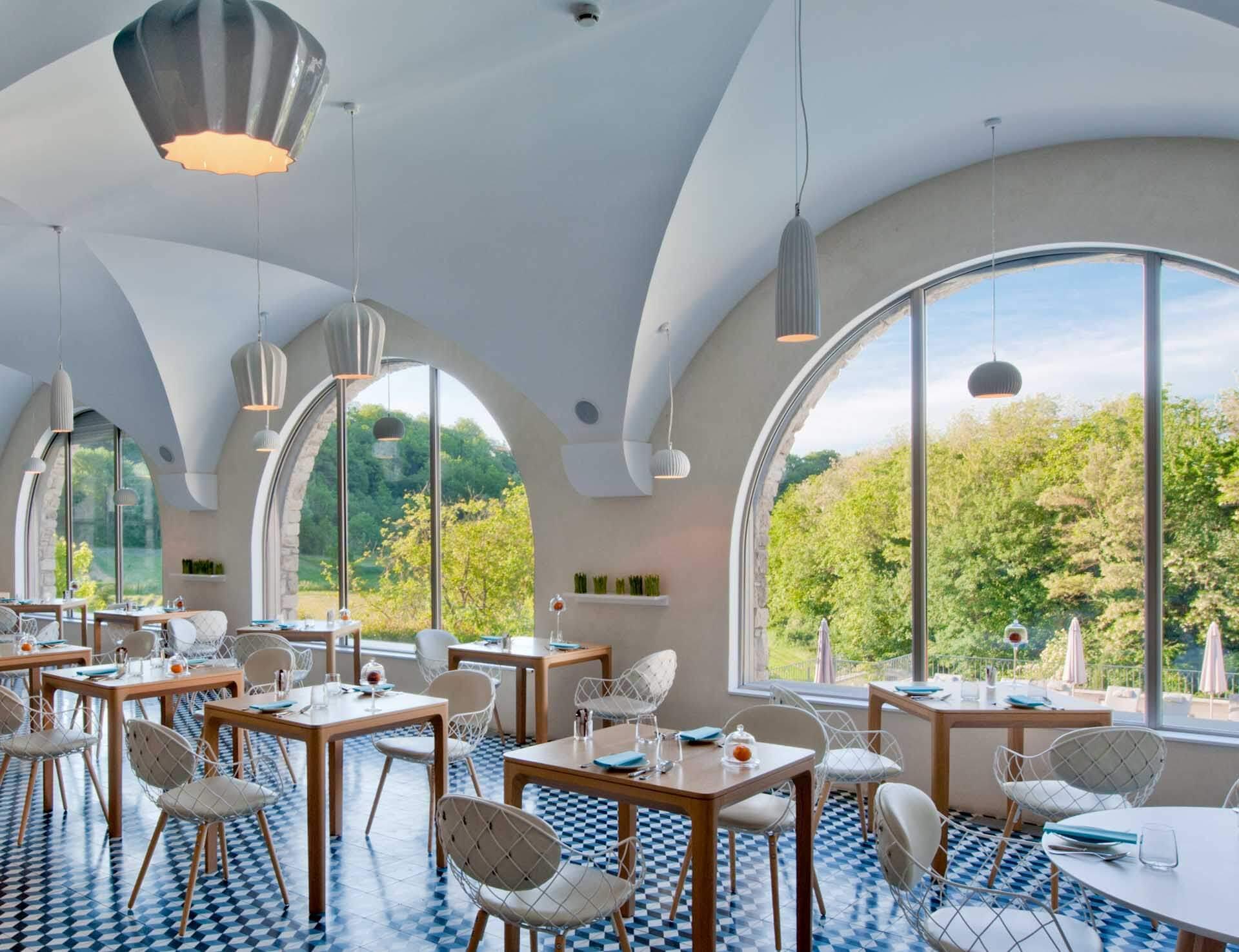 Restaurant Le Pesquier © Couvent des Minimes