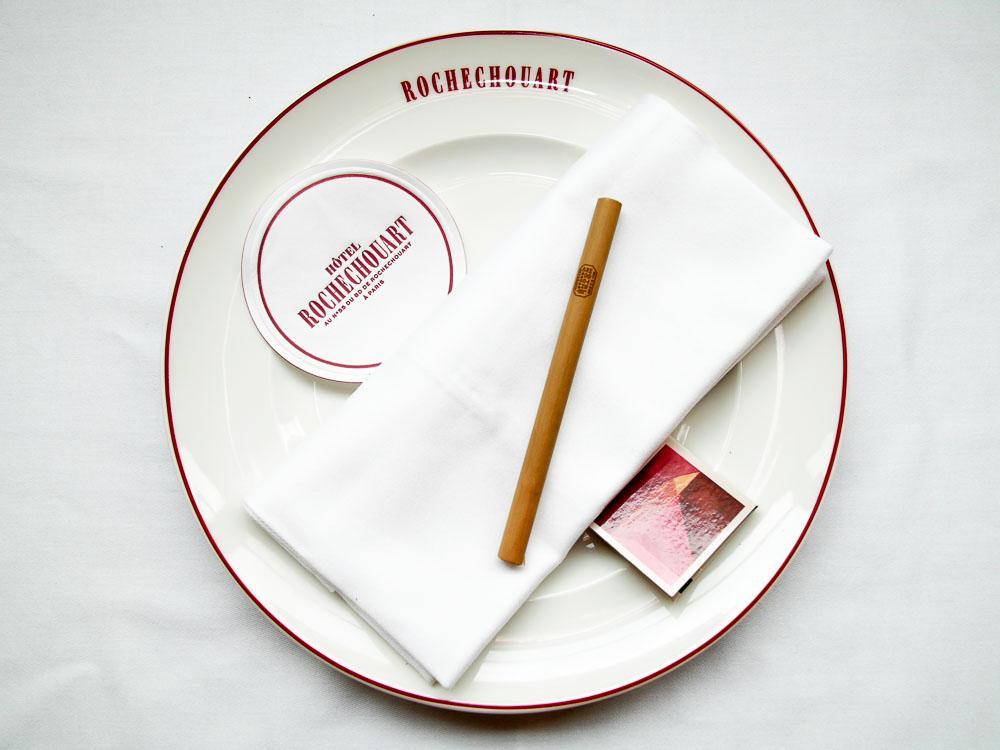Restaurant Rochechouart - Offre à emporter - Kit à dresser © DR