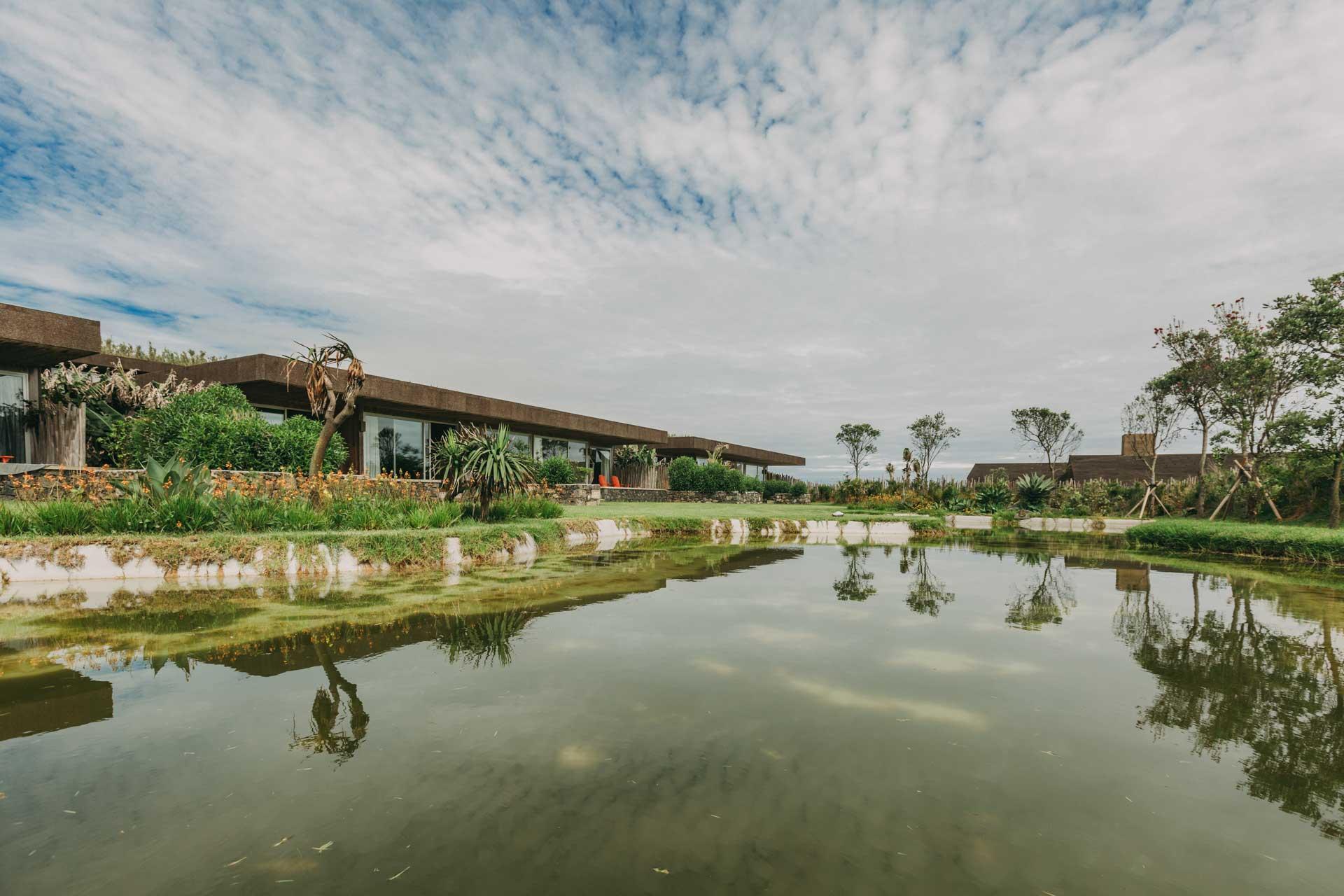 Les Garden Villas du Santa Bárbara Eco Beach Resort © Armando Jorge Mota Ribeiro