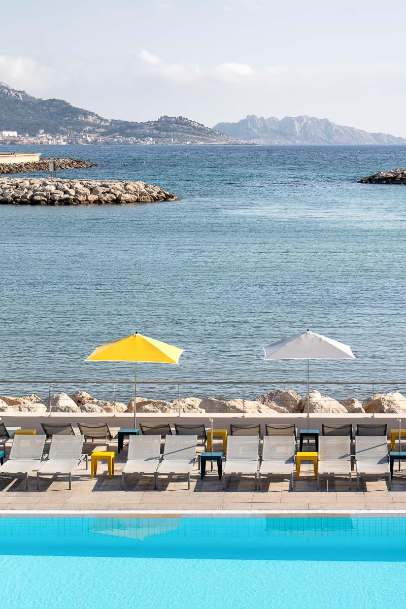 nhow Marseille – Piscine © nhow Marseille