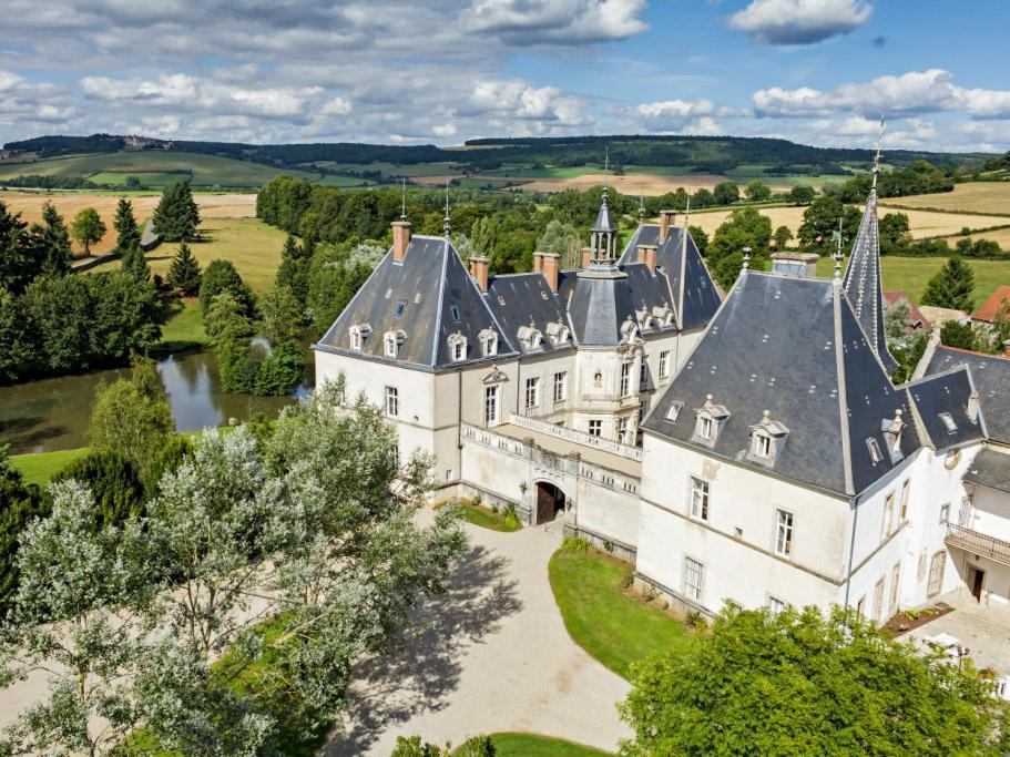 Château Sainte-Sabine © DR