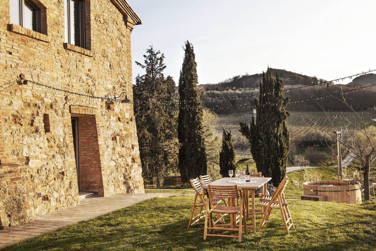 Salchetto —terrasse.