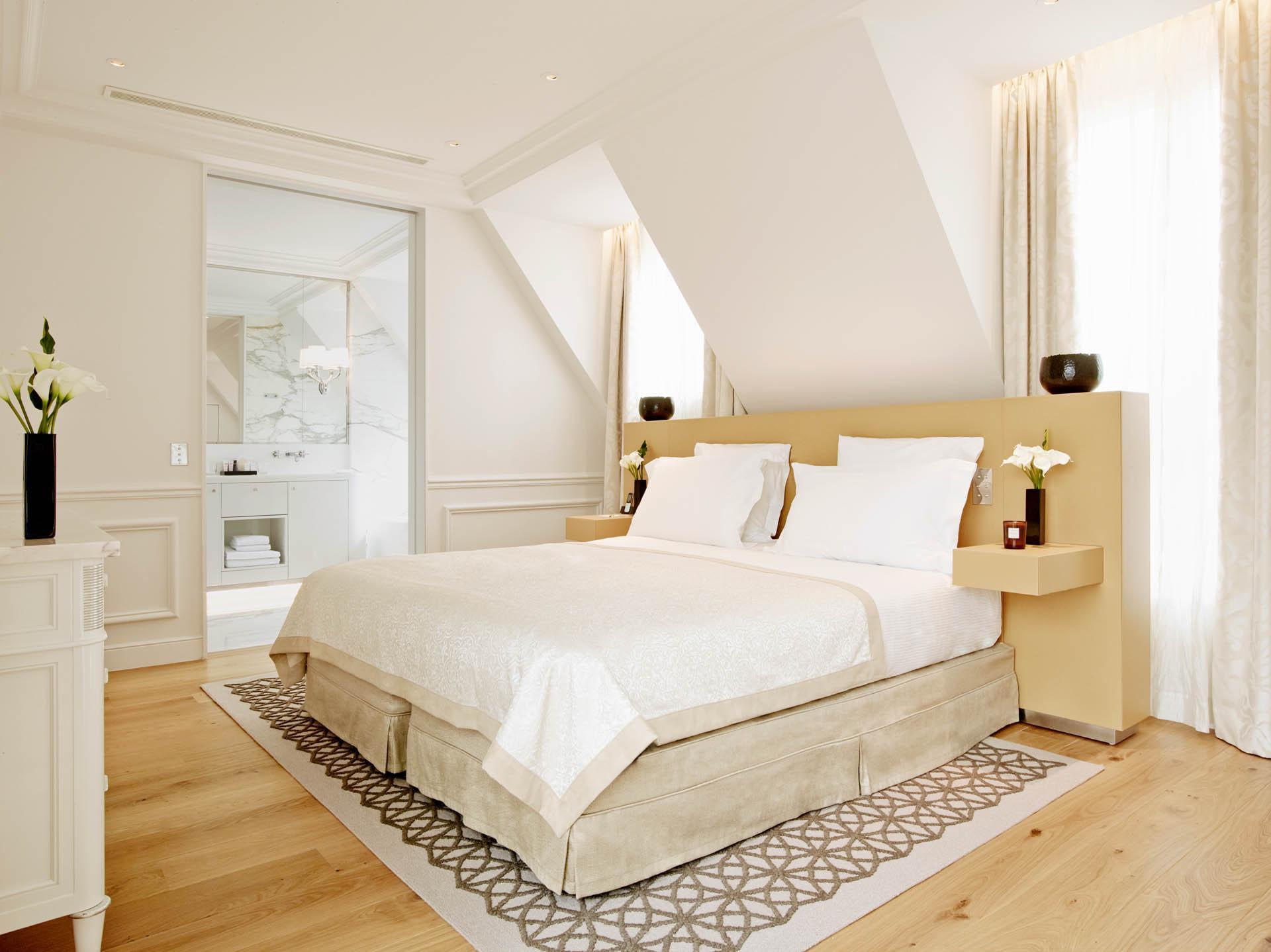 Suite Panoramique © Grand Hôtel du Palais Royal