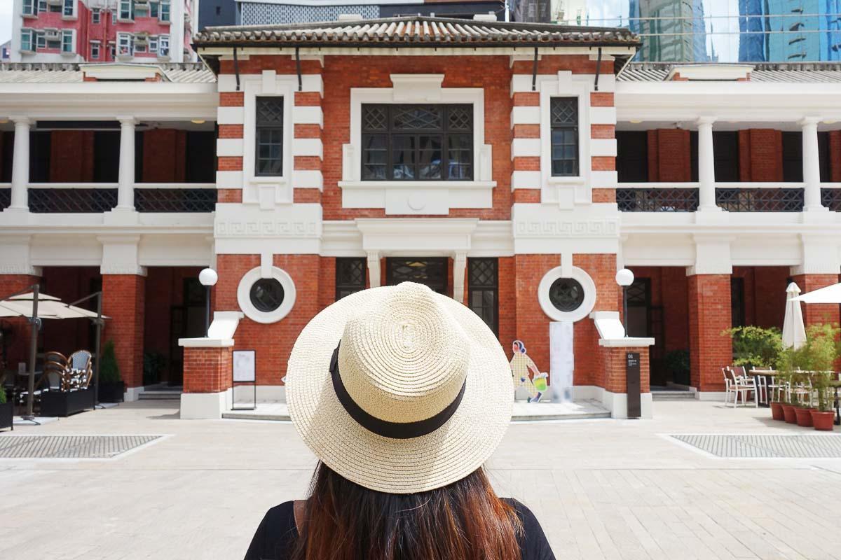 Le centre culturel Tai Kwun dans Old Town Central © BUSARA – stock.adobe.com