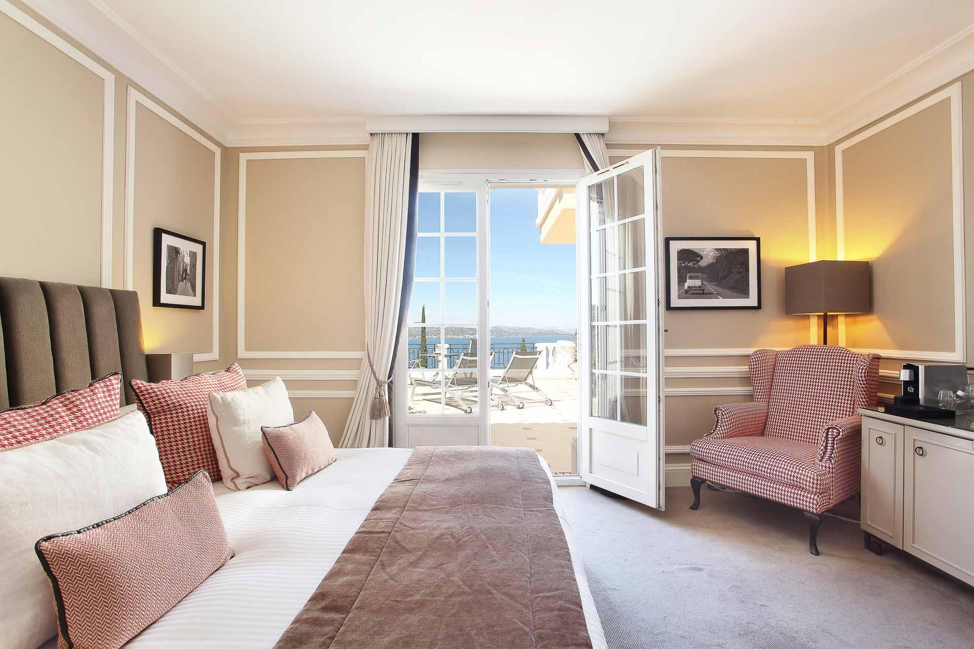 Villa Belrose - Chambres © DR