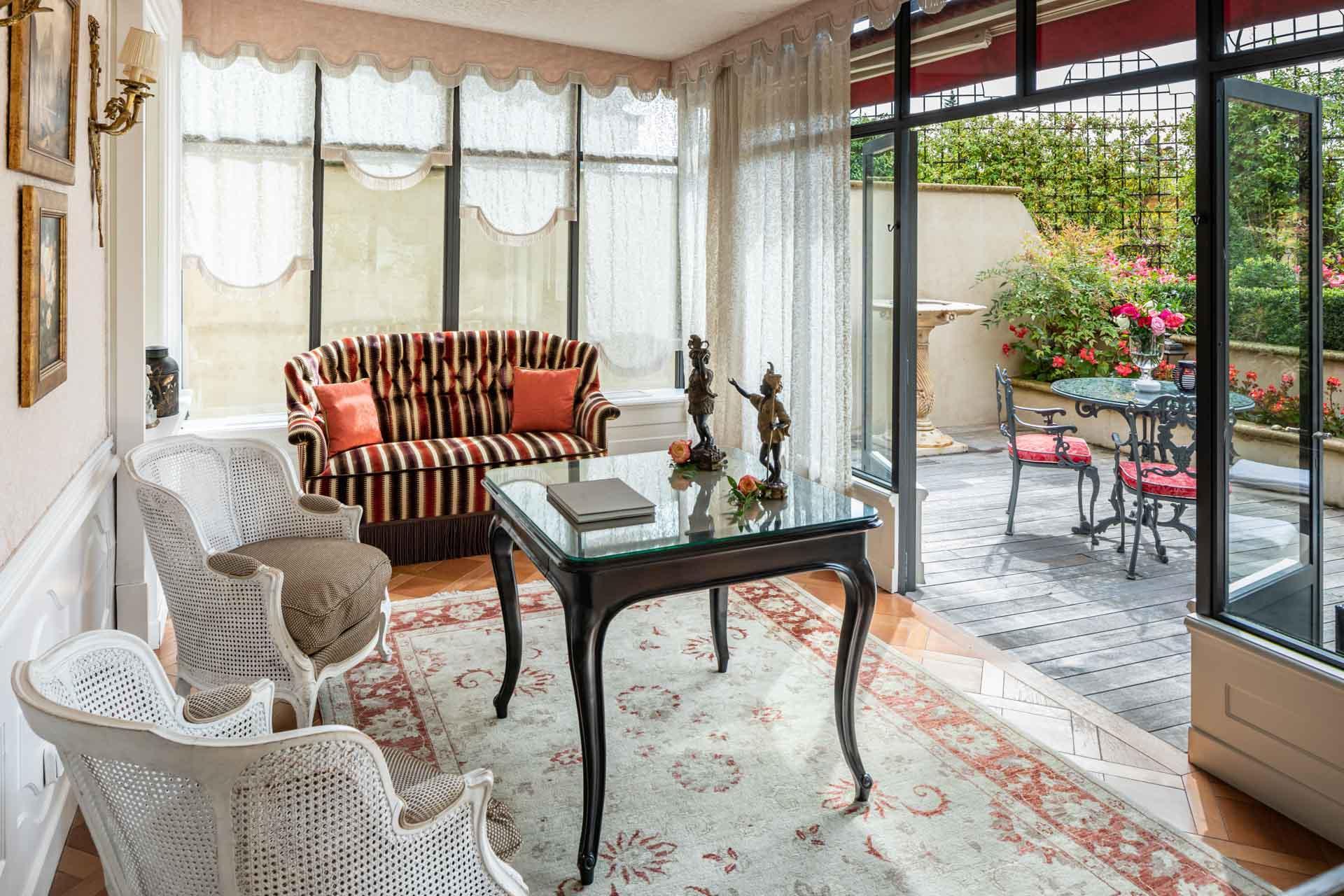 Villa Gallici © SAS Baglioni Hotels France