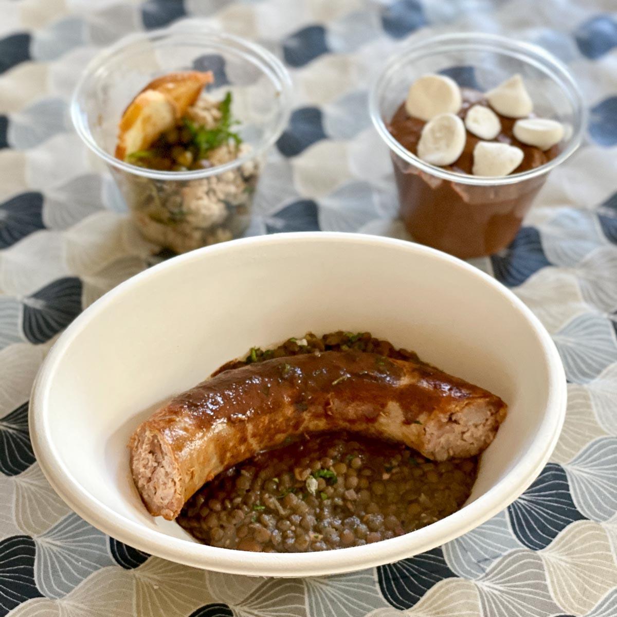 La cuisine de Christian Constant à déguster à la maison © EL / YONDER.fr