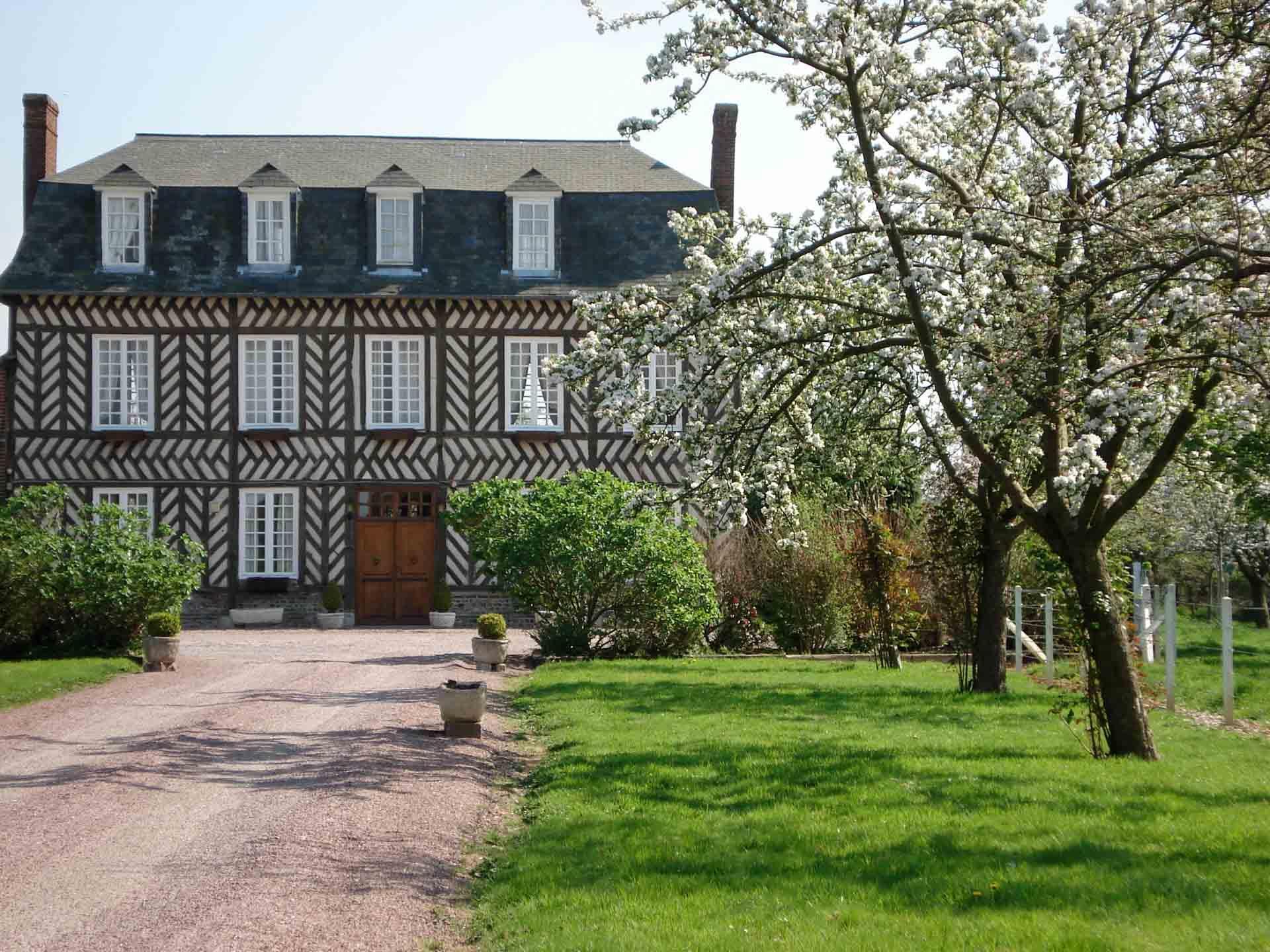 La demeure du Calvados Toutain ©DR