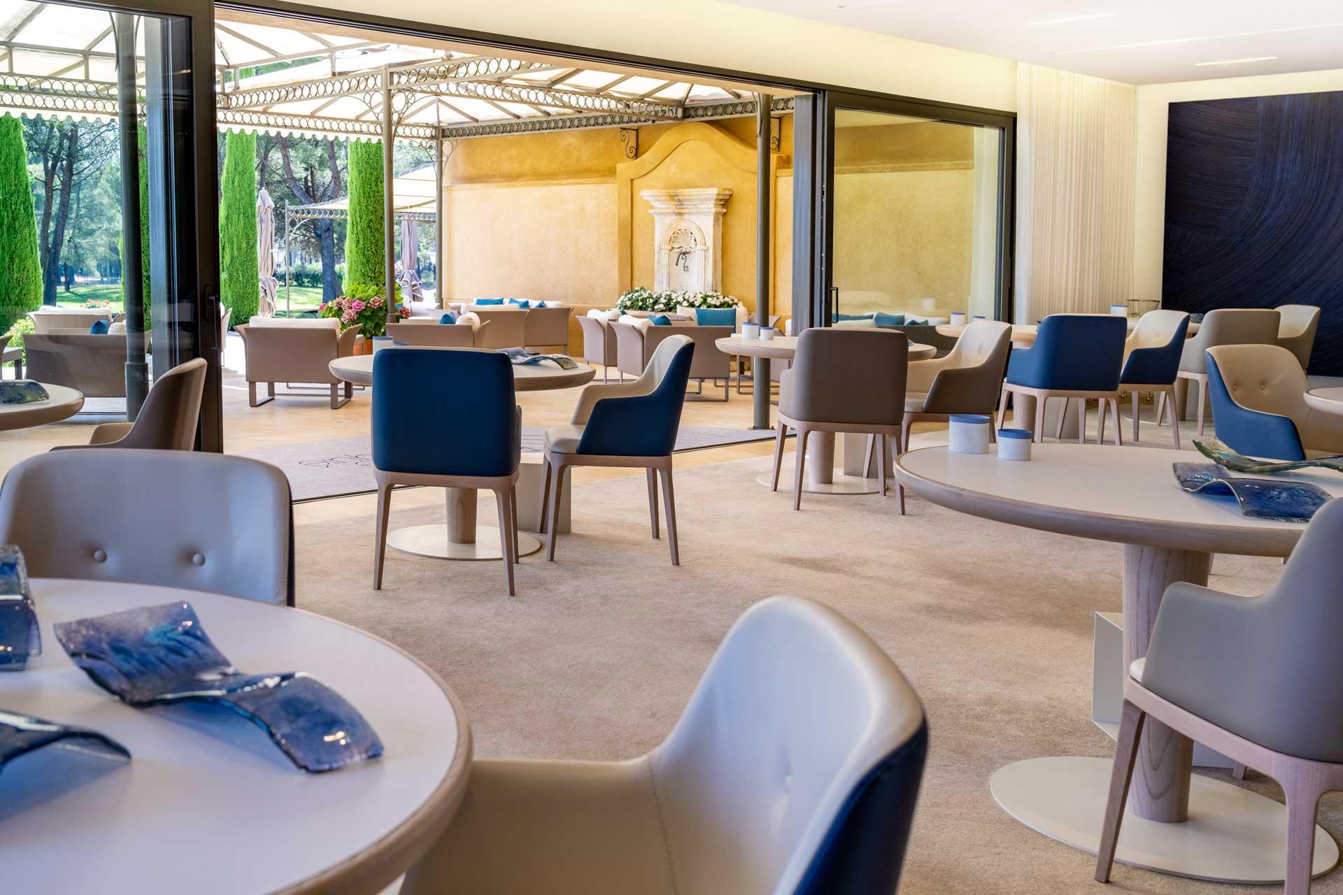Restaurant Christophe Bacquié © LiveandShoott