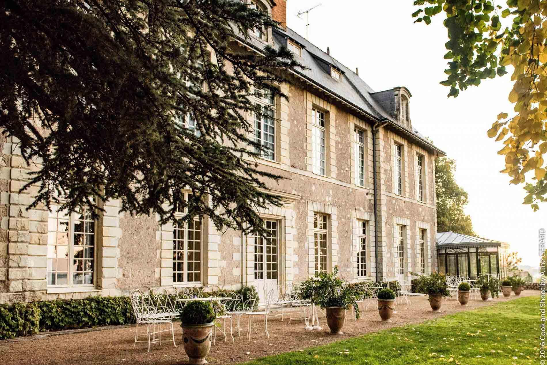 Château de Noirieux © Aline Gérard