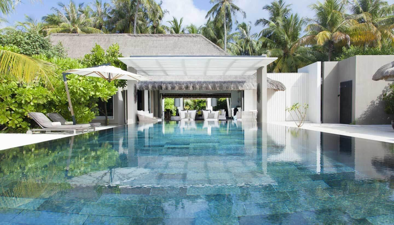 Island Villa avec deux chambres au Cheval Blanc ©DR