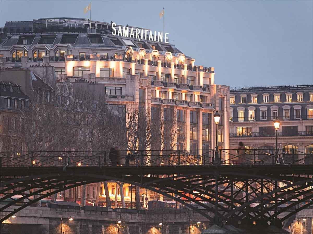 La Samaritaine nouvelle génération abritera le palace Cheval Blanc Paris © Cheval Blanc Paris