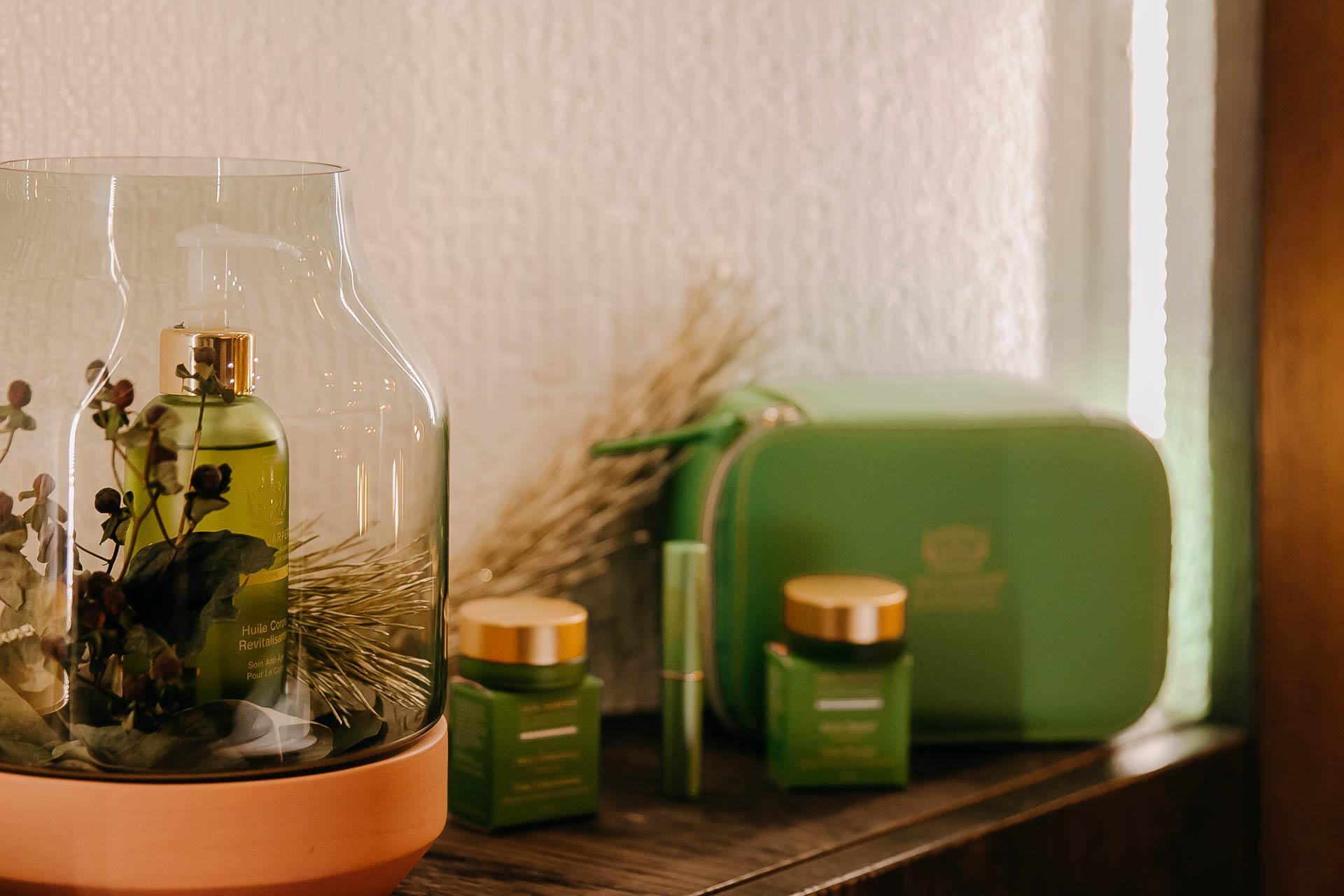 Les produits Tata Harper, 100% naturels et bio produits dans le Vermont © DR