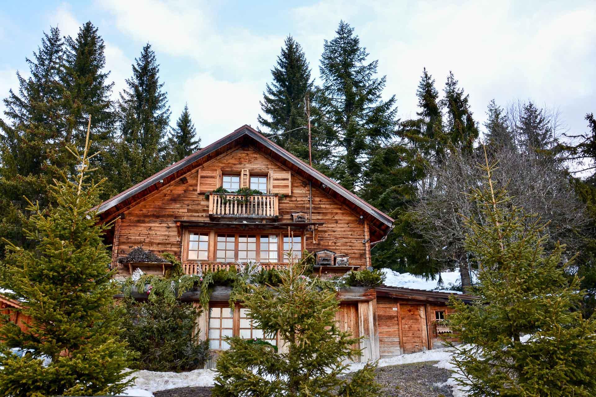 Perdu dans la nature, l'hôtel est bien l'héritage d'une vieille tradition familiale. © Emmanuel Laveran.