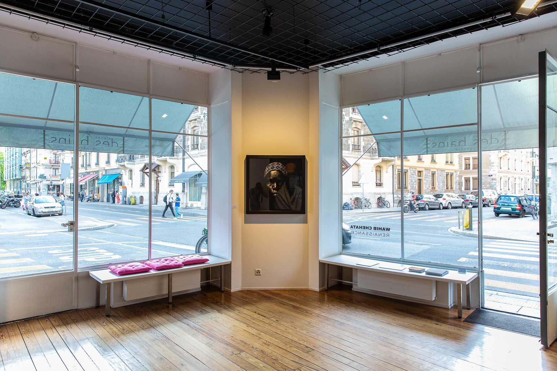 La Galerie des Bains à Genève © DR