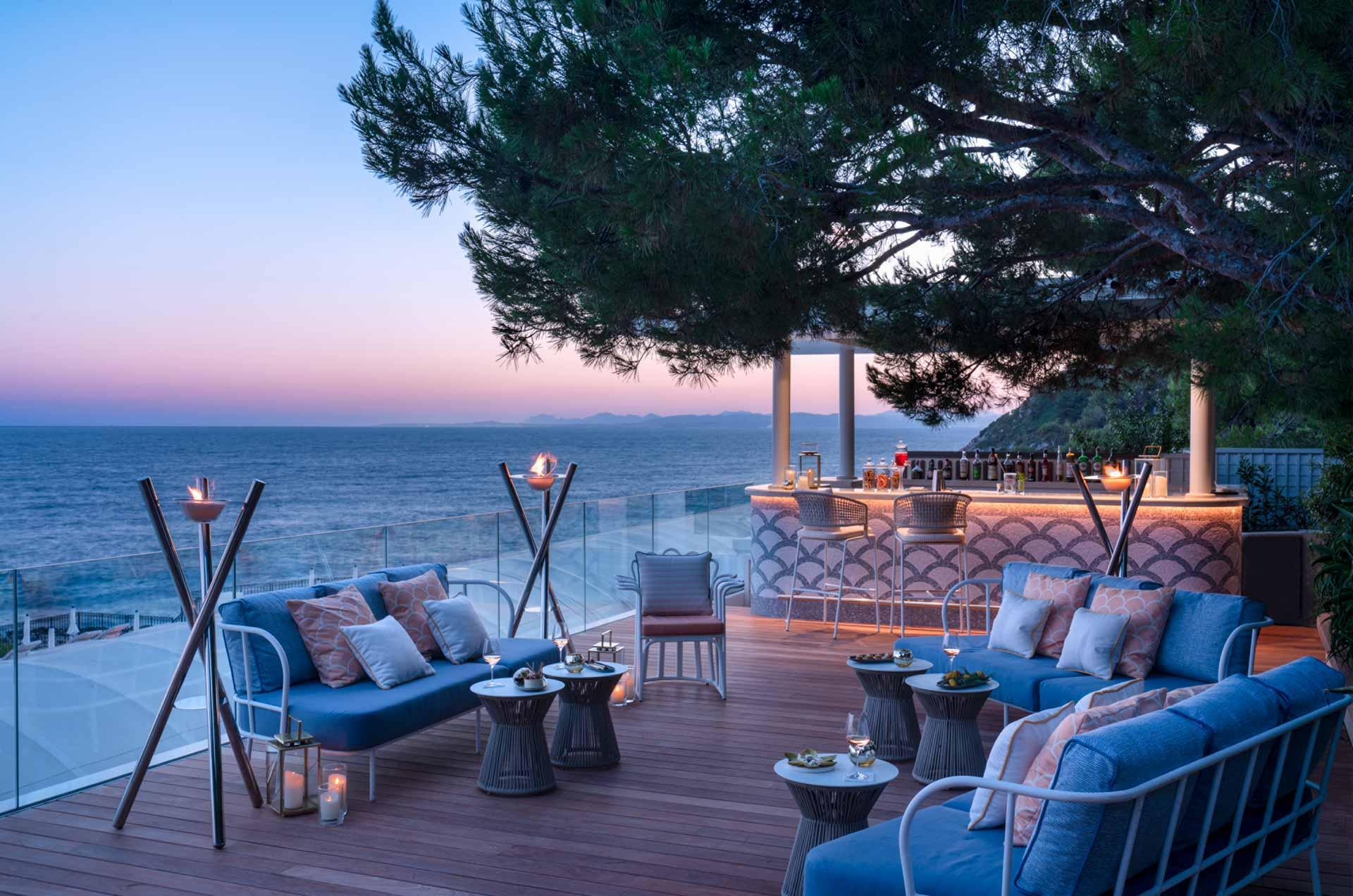 Le Club Dauphin du Grand Hôtel du Cap Ferrat © Four Seasons Hôtels & Resorts