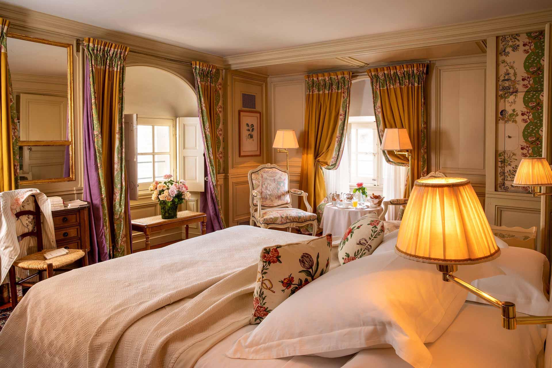 La chambre 31 à La Mirande © Christophe Bielsa