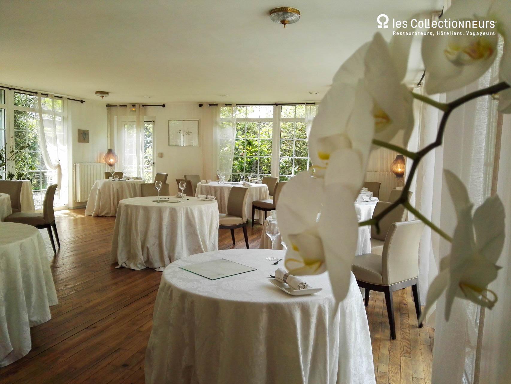 Le Mascaret — Salle du restaurant © Les Collectionneurs