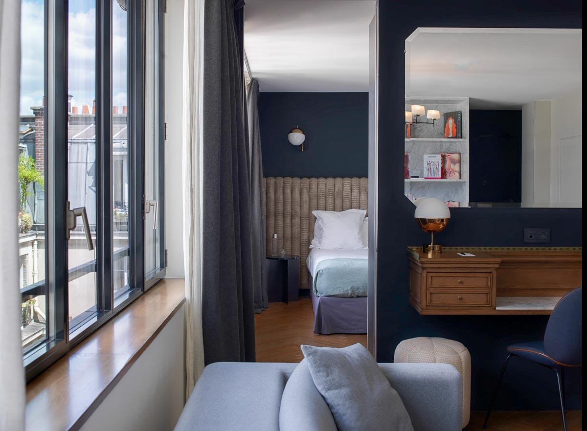 Hôtel Bachaumont – Suite Signature © DR