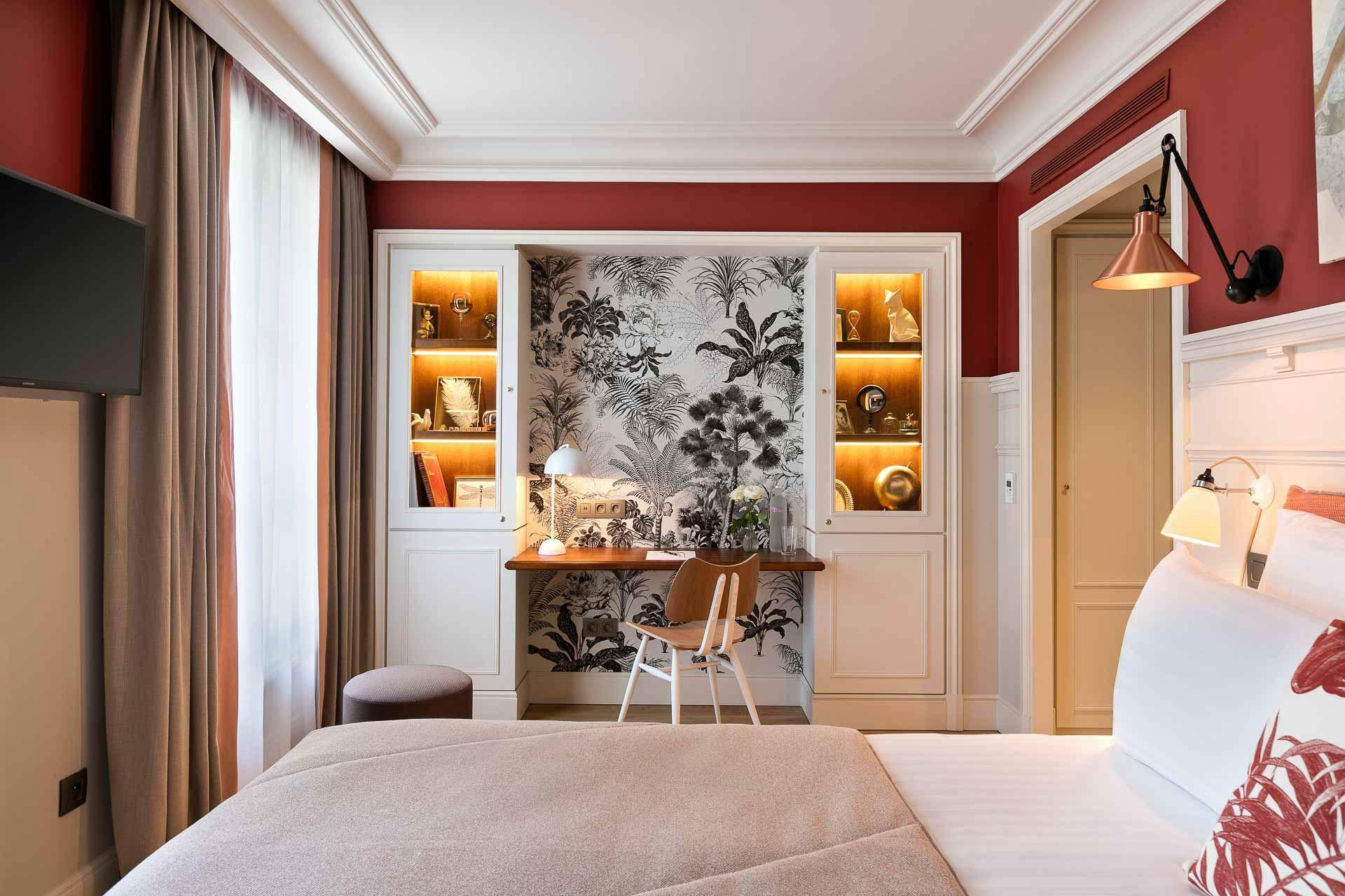 Hôtel Royal Madeleine – Chambre supérieure © DR