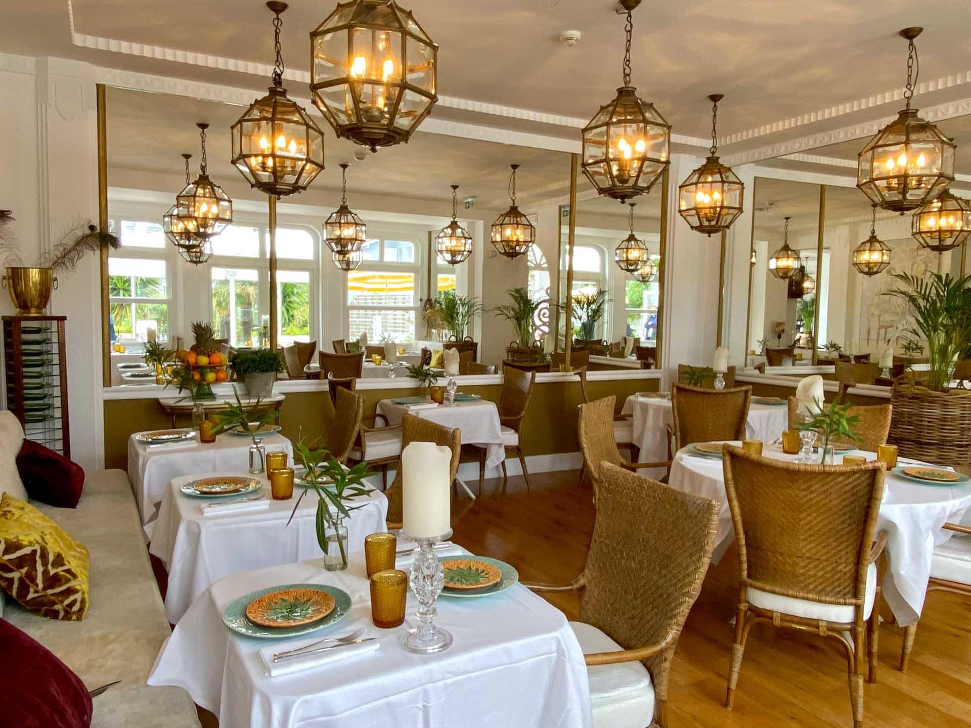 Salle du restaurant © Emmanuel Laveran