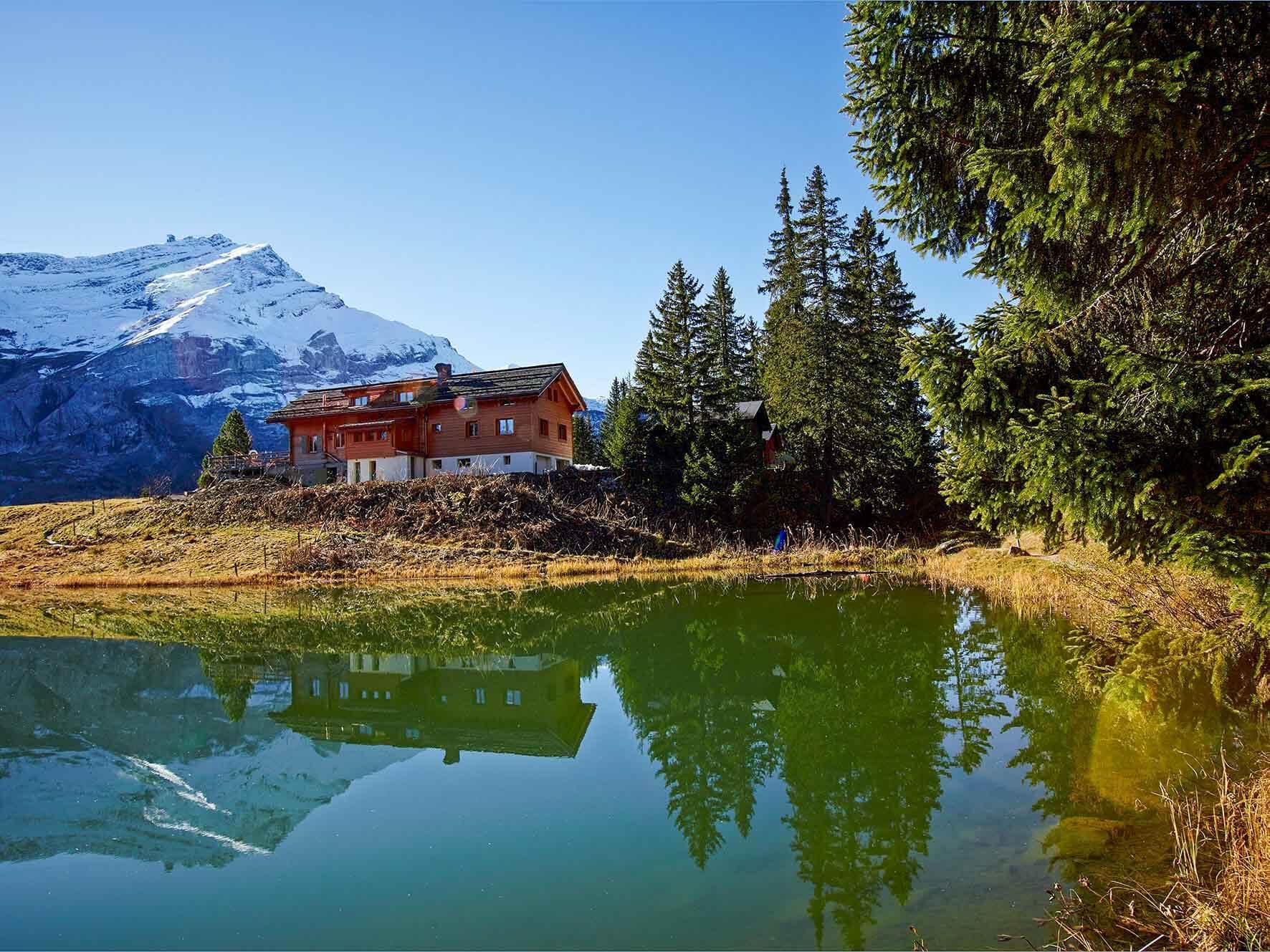 Lac Retaud © Destination Gstaad