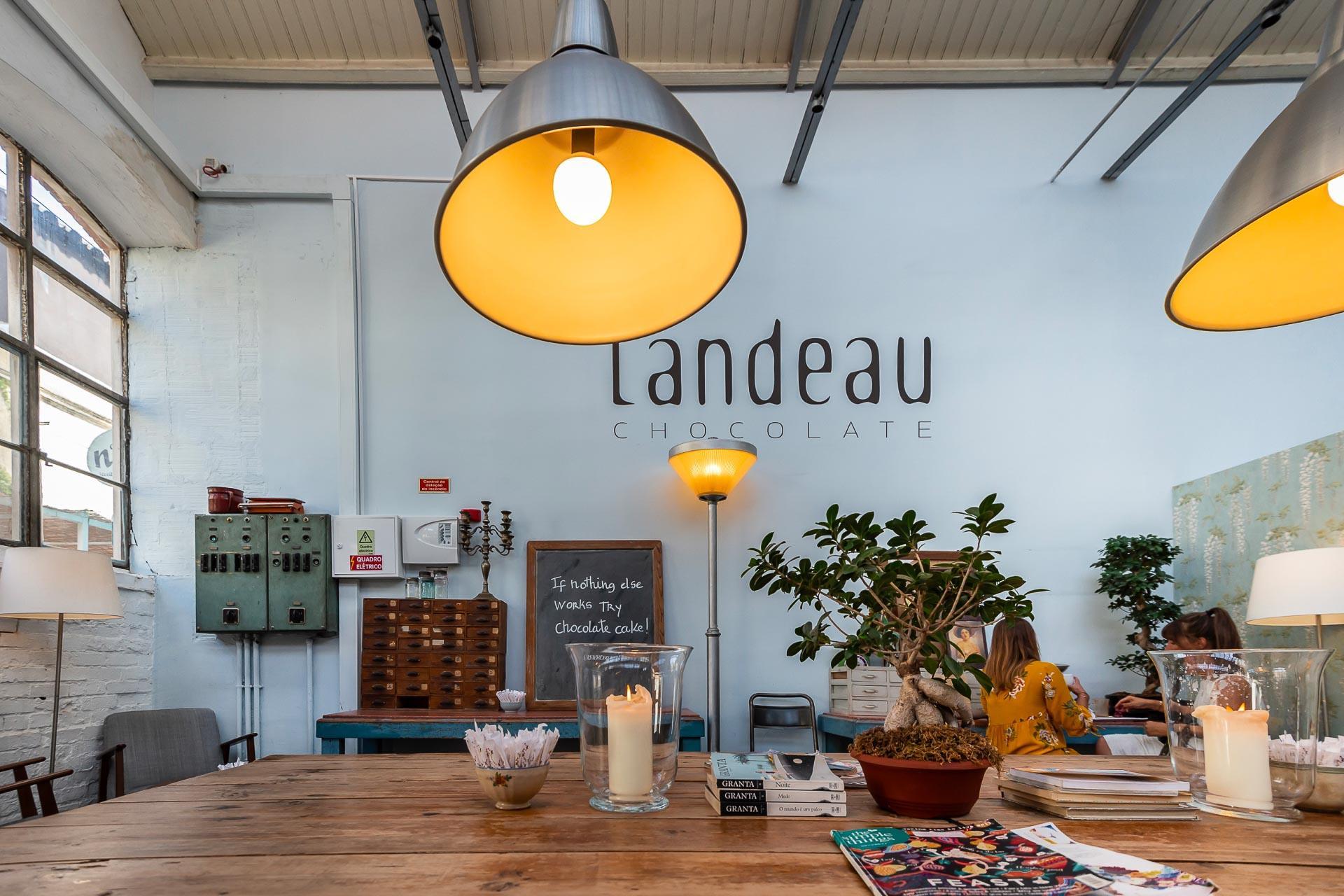 Landeau Chocolate – LX Factory © DR