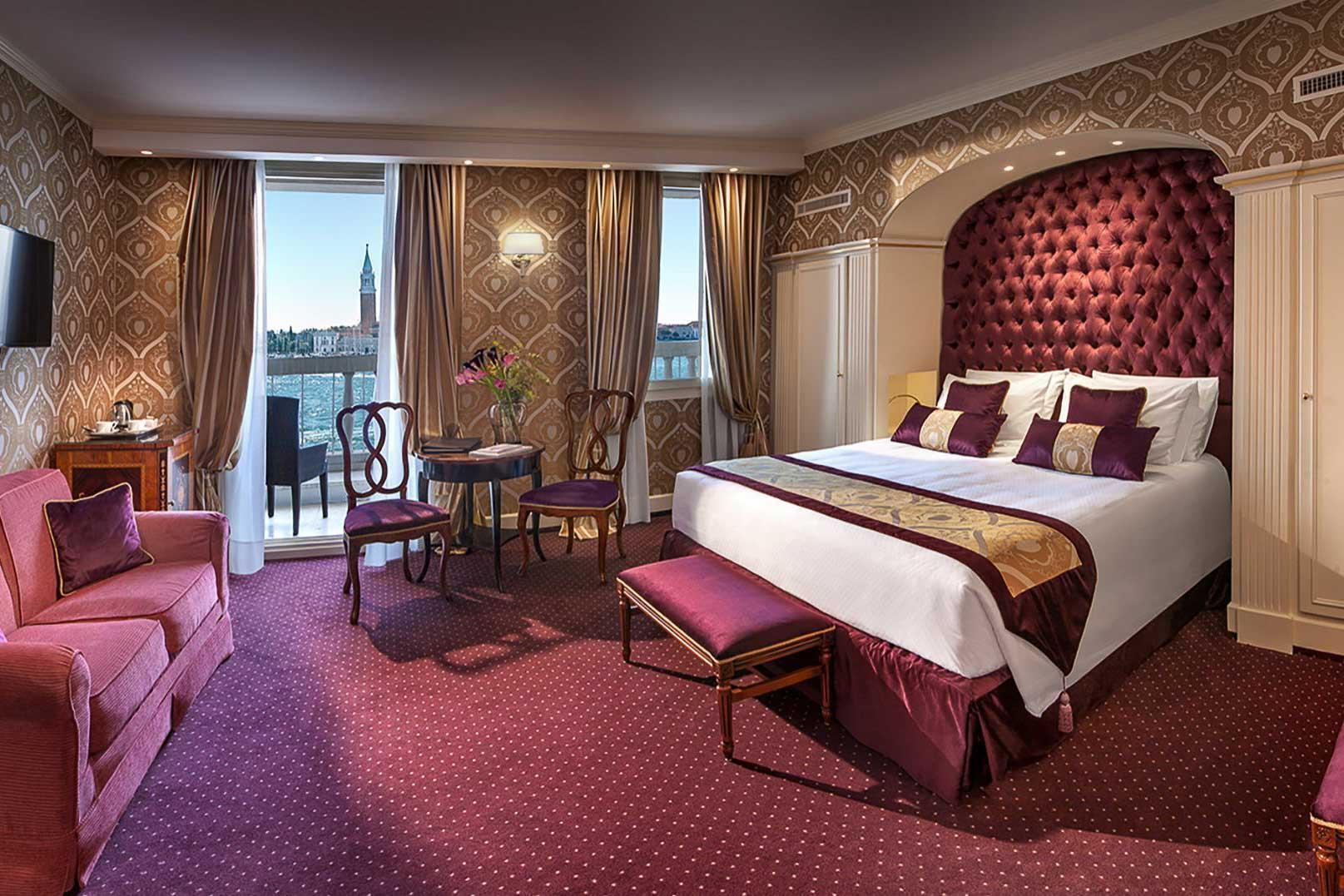 Londra Palace (Venise) – Chambre avec vue © DR
