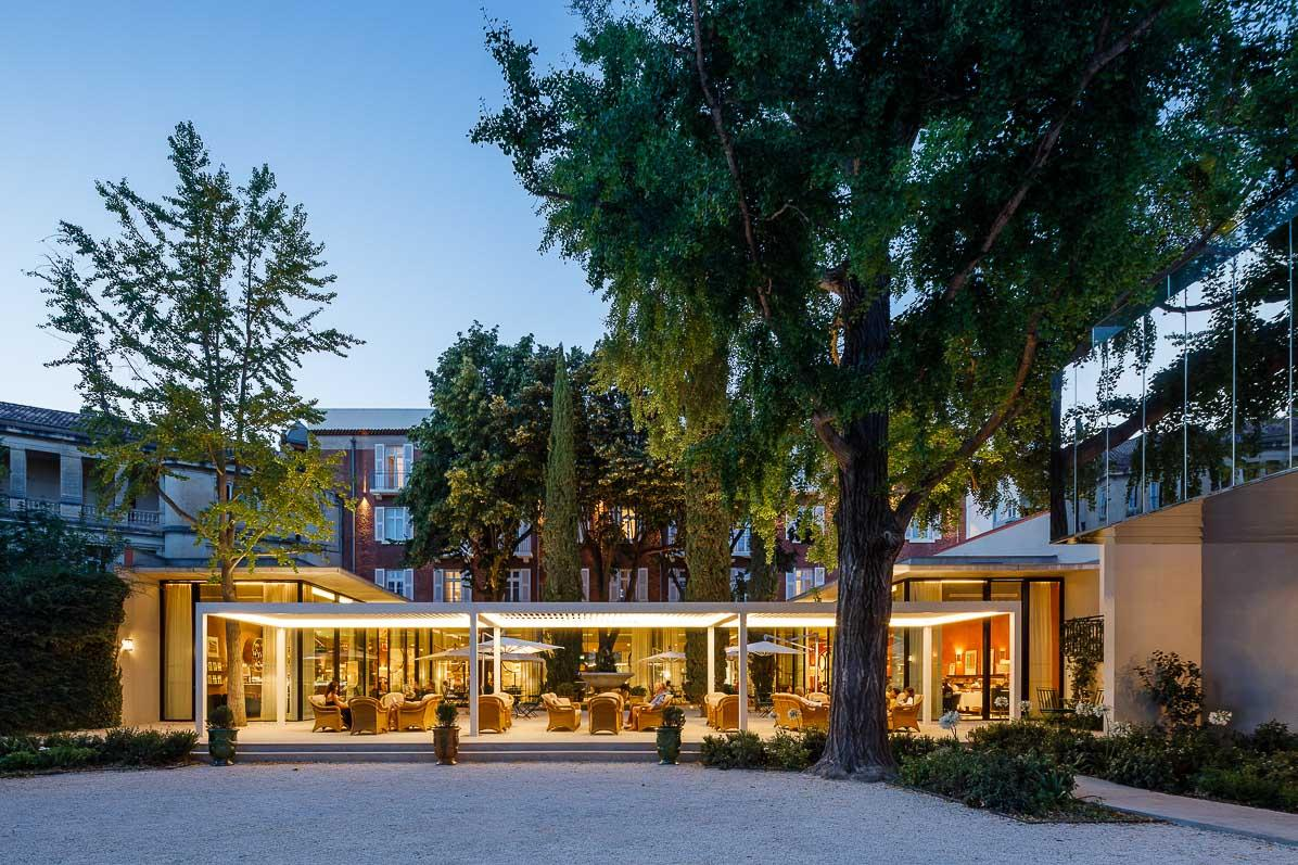 Maison Albar Hotels L'Imperator à Nîmes