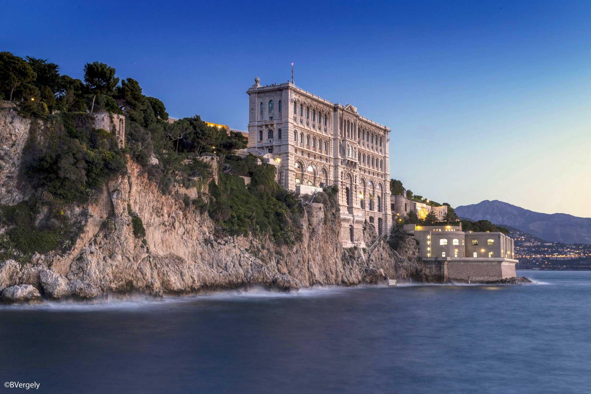 Musée océanographique de Monaco© B. Vergely