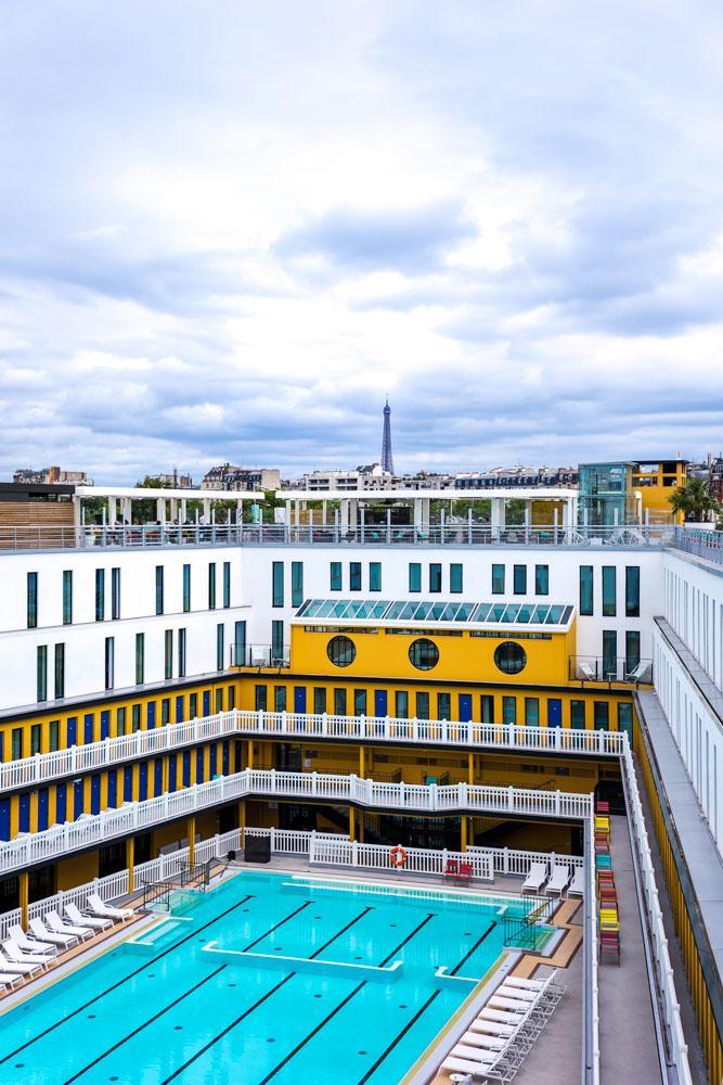 Hôtel Molitor Paris - MGallery © DR