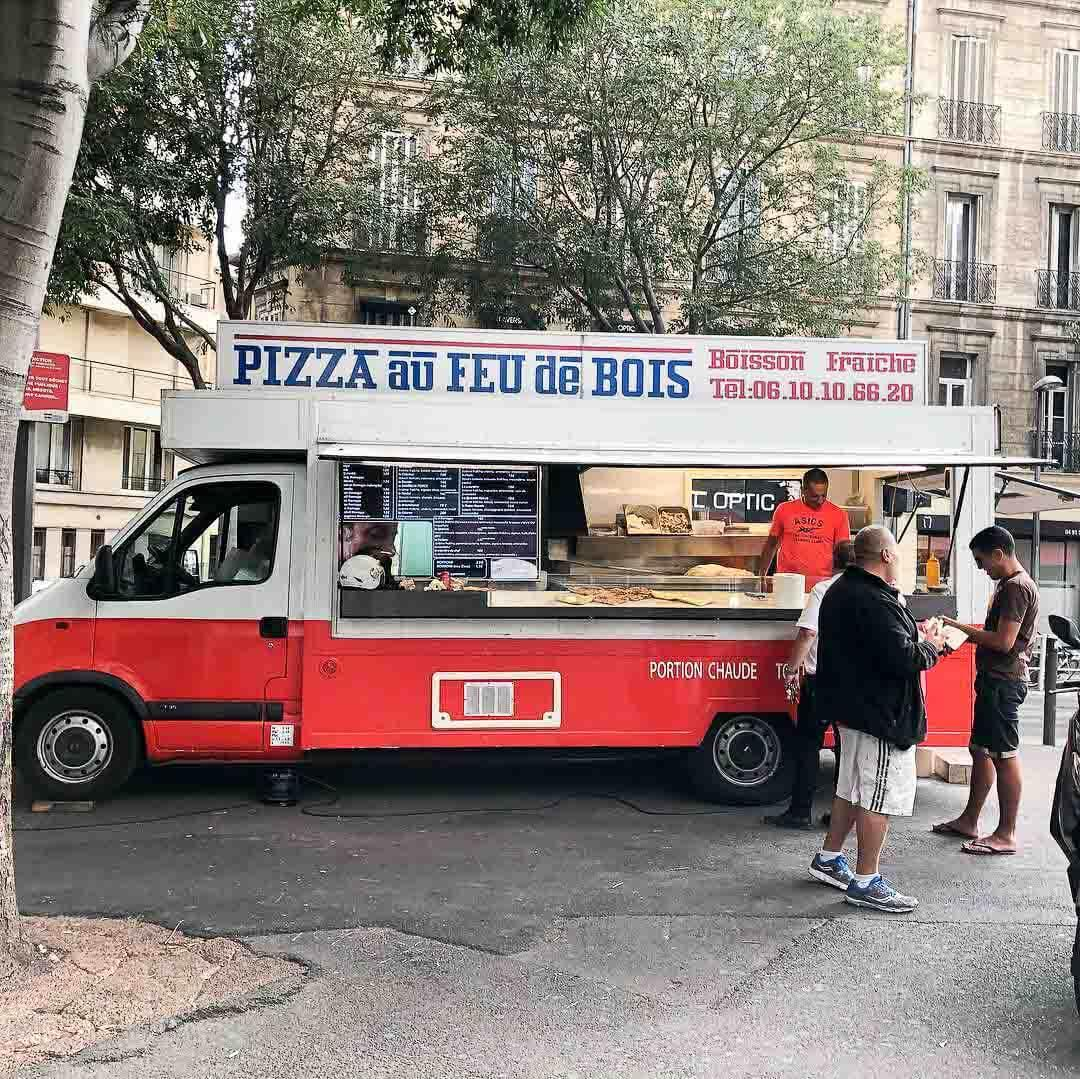 Pizza Chez Karim © The Camion Pizza Project