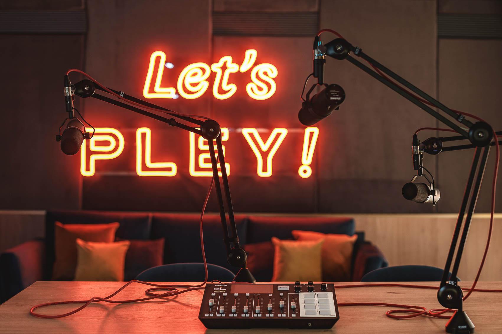 Le studio du Pley © Nicolas Anetson - Pley Hotel