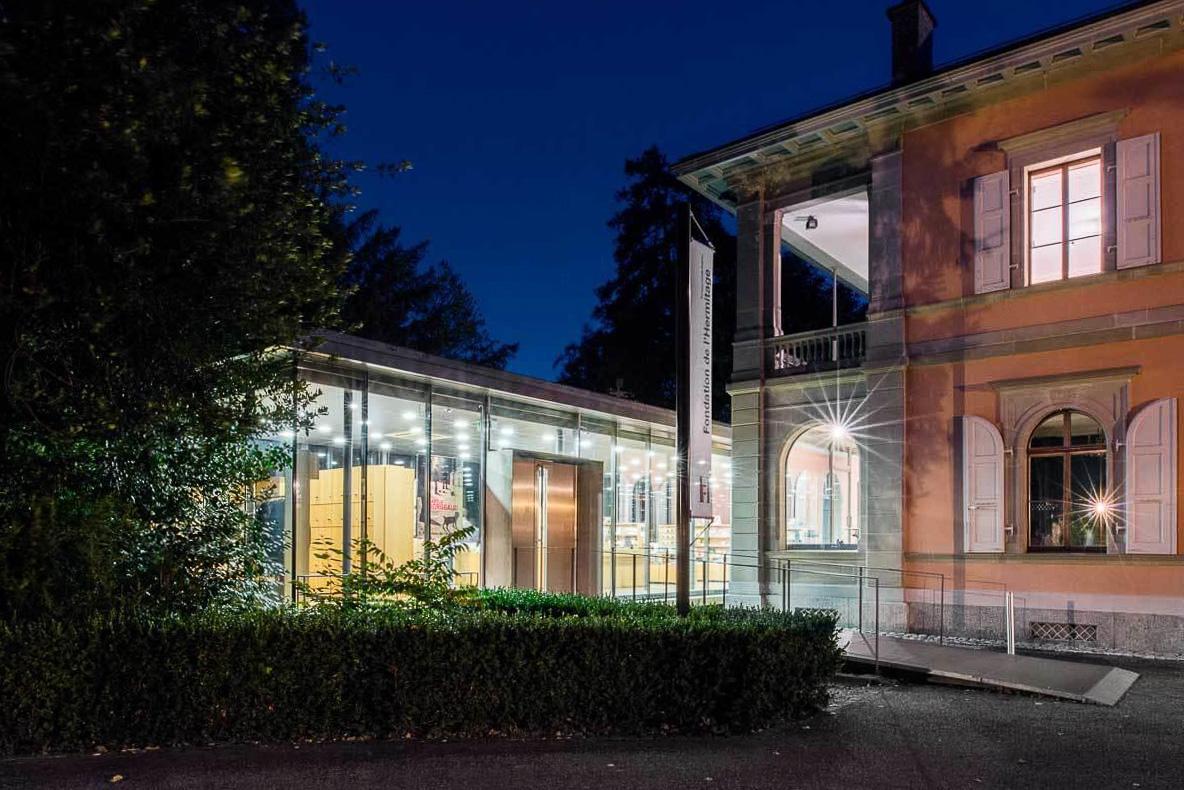 La Nuit des Musées à la Fondation de l'Hermitage © DR