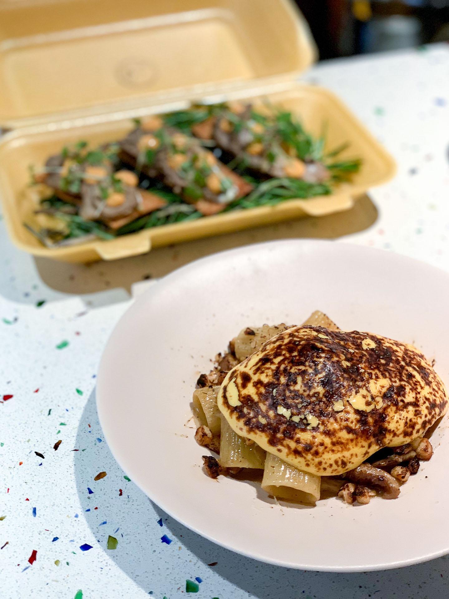 Mac' and cheese et kebab réinventés avec maestria chez Mr. T © MB/YONDER.fr