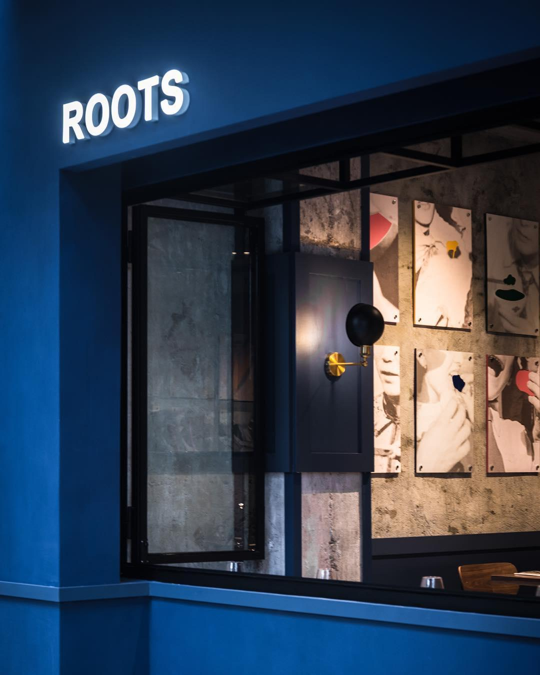 ROOTS Eatery – Hong Kong © DR