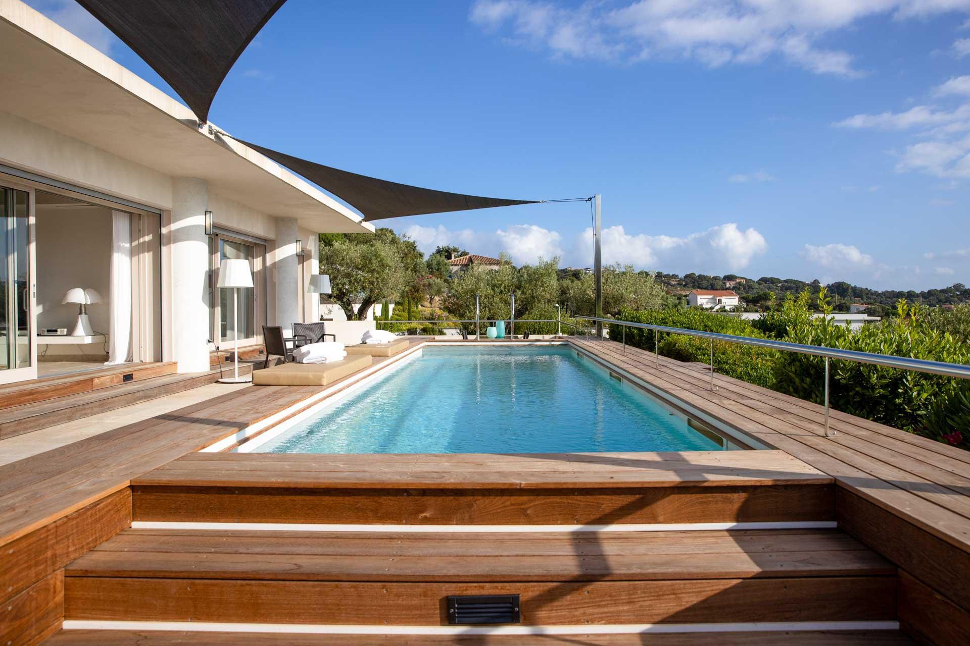 Villa Prestige © La Villa Calvi