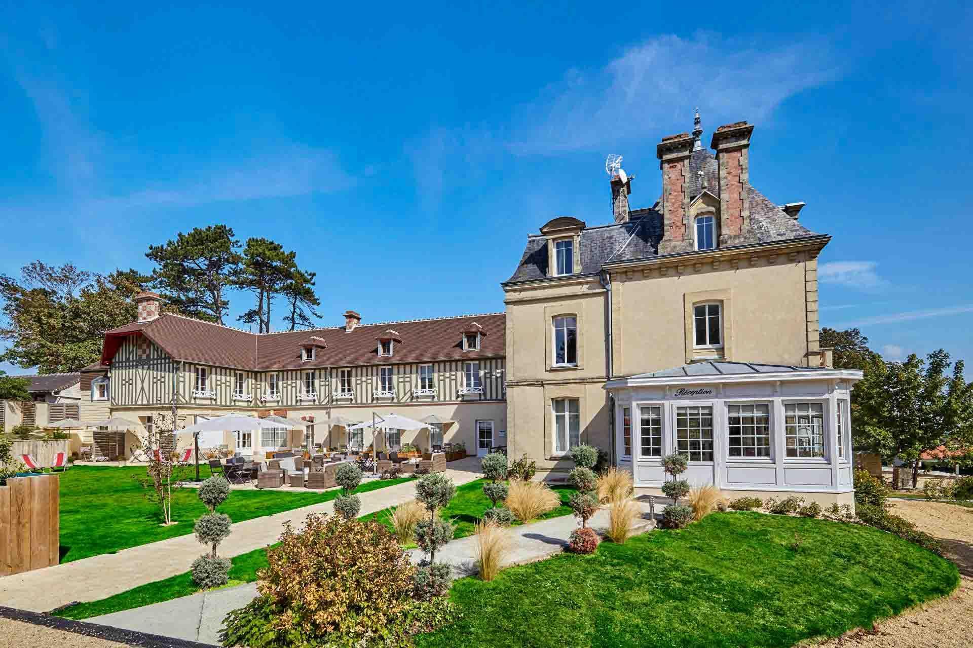 © 2021 les villas d'Arromanches