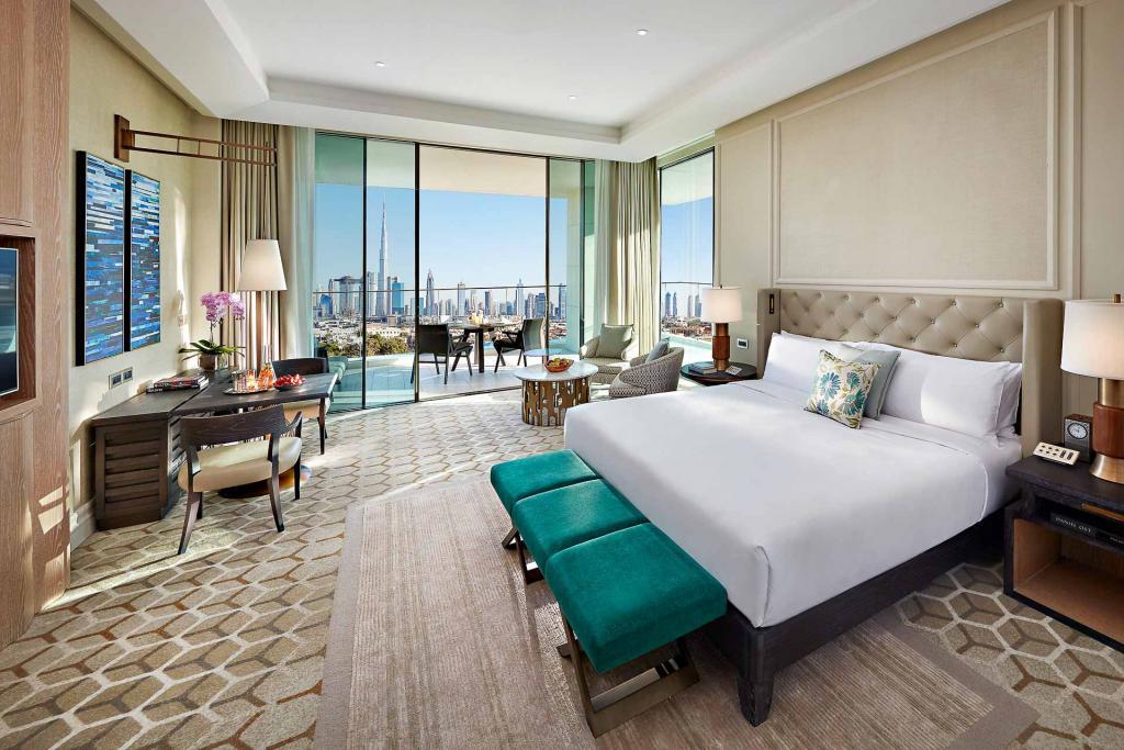 Mandarin Oriental Jumeira — Chambre