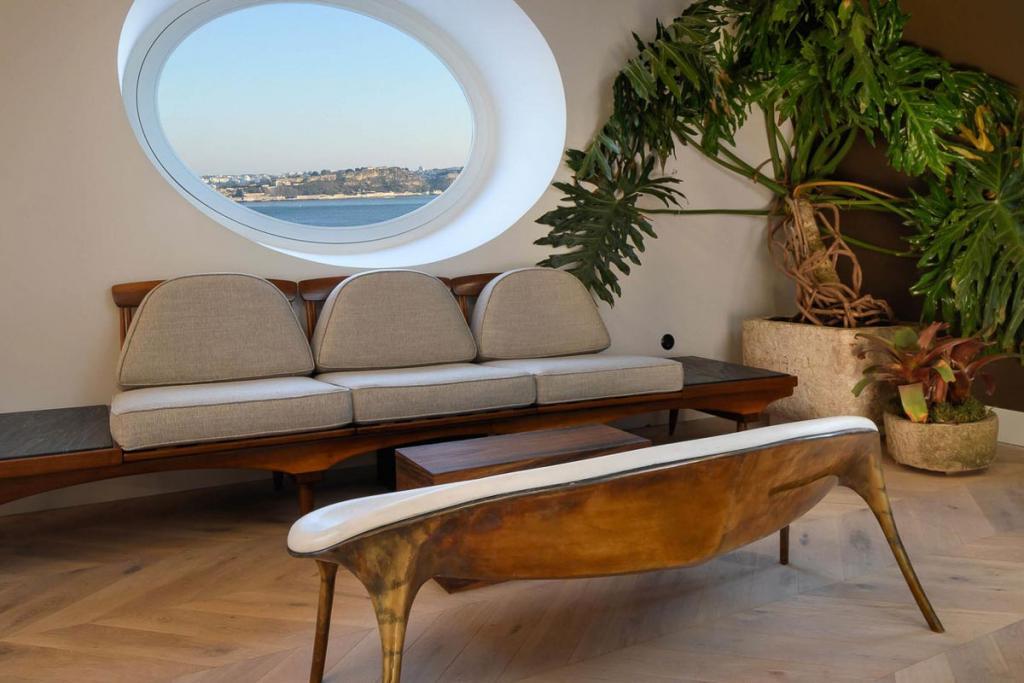 Hotel Bairro Alto Lisbonne © DR