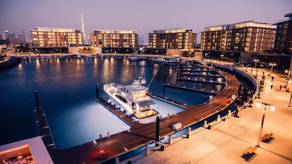 Bulgari Resort Dubaï — Marina