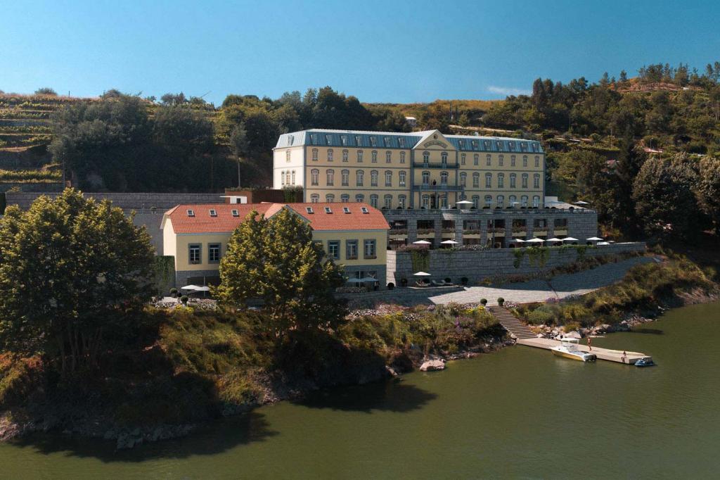 Palácio de Canavezes, vallée du Douro, Portugal © DR