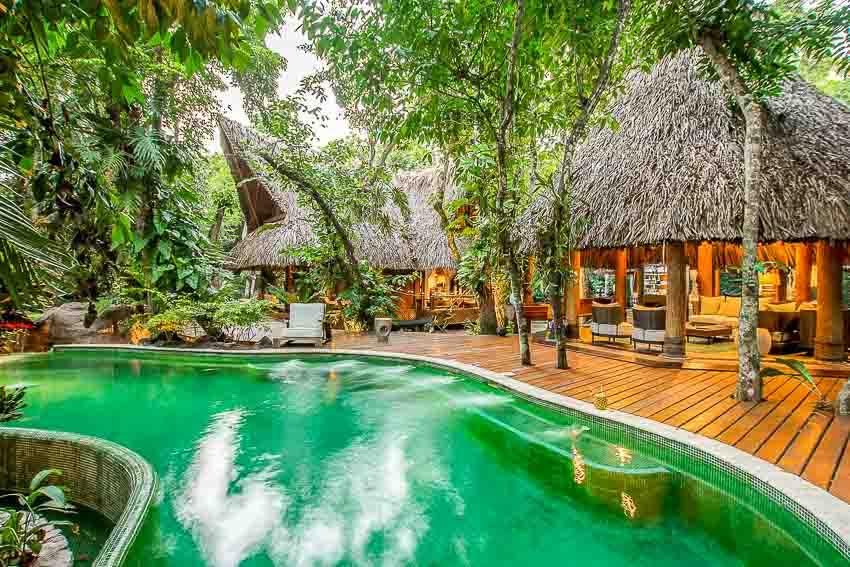 Cassa Zenda (Coppola Hotel), Guatemala © DR