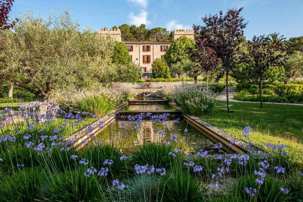 Castell Son Claret Mallorca © DR