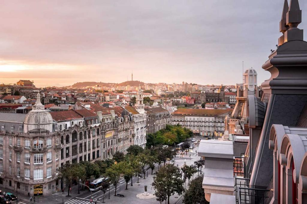Maison Albar Hotels Le Monumental Palace Porto © DR
