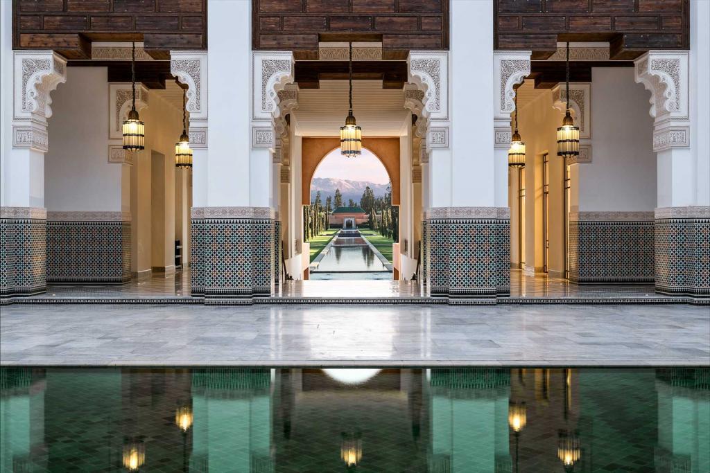 The Oberoi Marrakech © DR