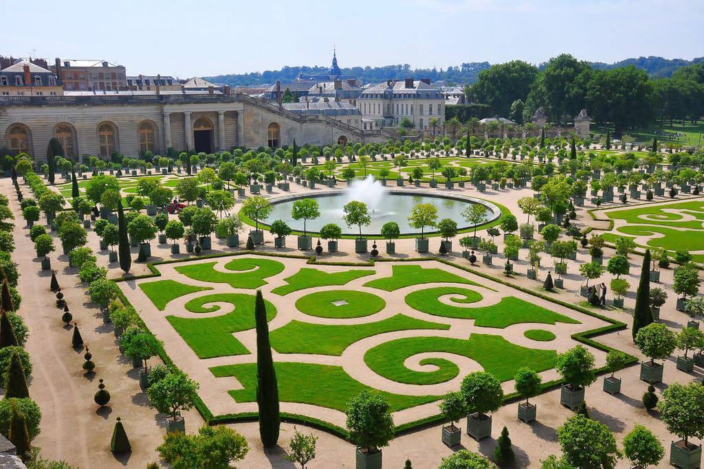 Airelles Château de Versailles, Le Grand Contrôle © DR
