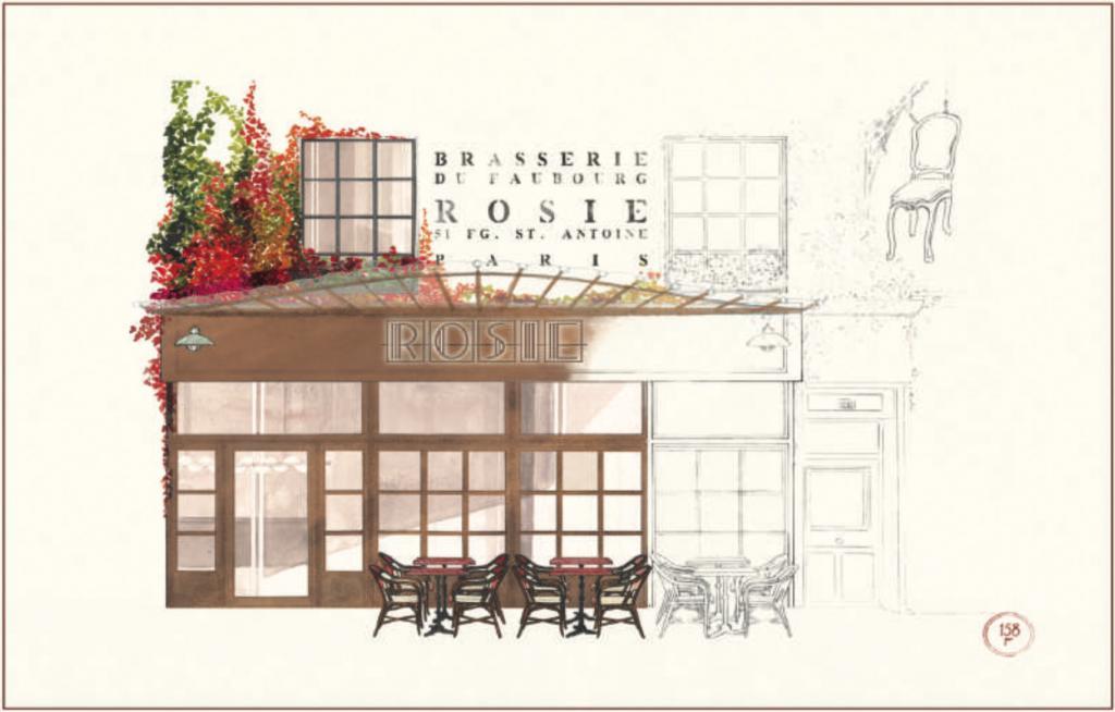 Brasserie Rosie © DR